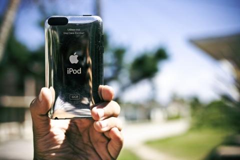 Appleが新型iPod出さないから iPodClassic 魔改造した結果!!神製品になった!!