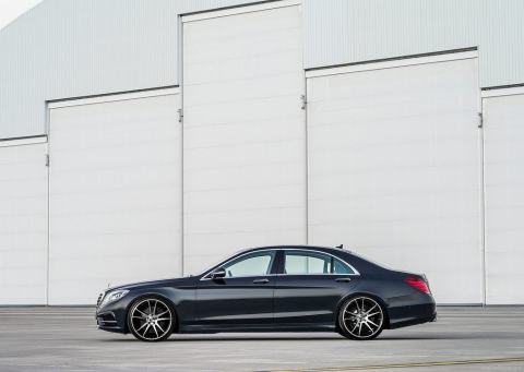 Benz Sクラス 高級車