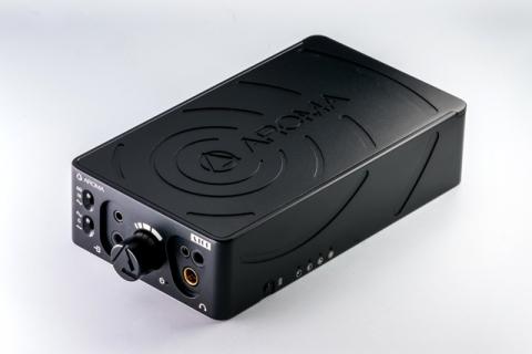 AROMA A100 ポータブルヘッドホンアンプ