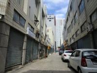 釜山 ソミョン西面 裏通り