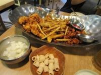 釜山 チキン