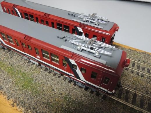 日立電鉄3000形 マスターピース