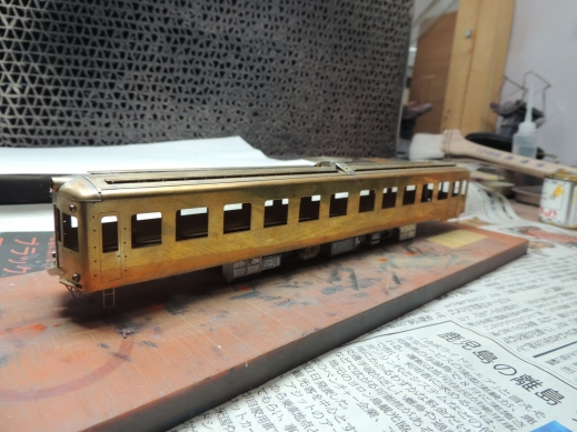 小田急キハ5100 モデル8