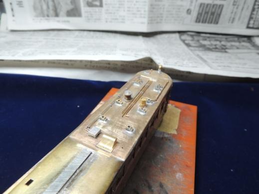 キヤ92 珊瑚模型キハ07ベース