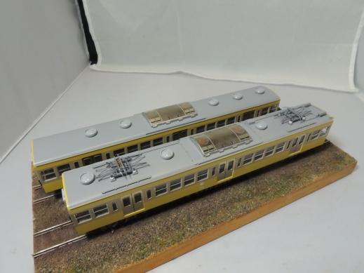 西武101系 ムサシノモデル