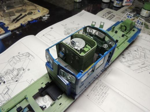 DD51 アオシマ
