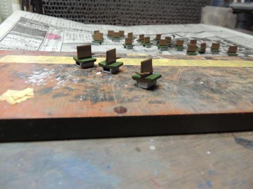 キハ08 珊瑚模型