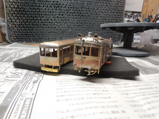 高野山鉄道デニ501 サイトウ模型