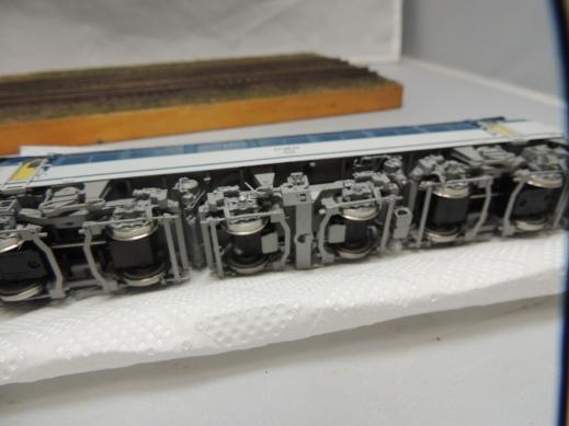 ムサシノモデル EF66 クーラー付き 16番 HO