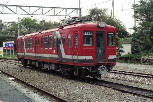 日立電鉄 3000形 マスターピース
