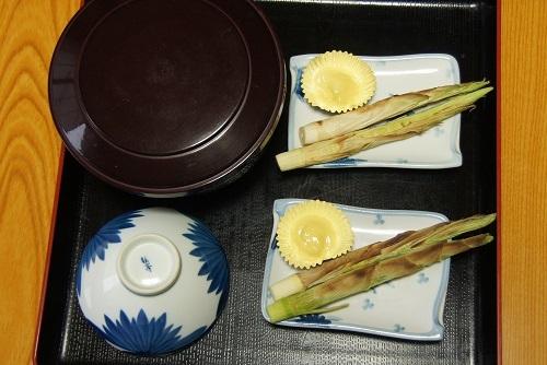 20180623-b 奥入瀬グリーンホテルの夕食