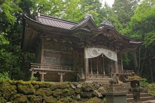 20180625-06 十和田湖神社拝殿