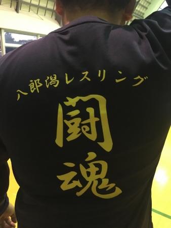 レスリングTシャツ 007