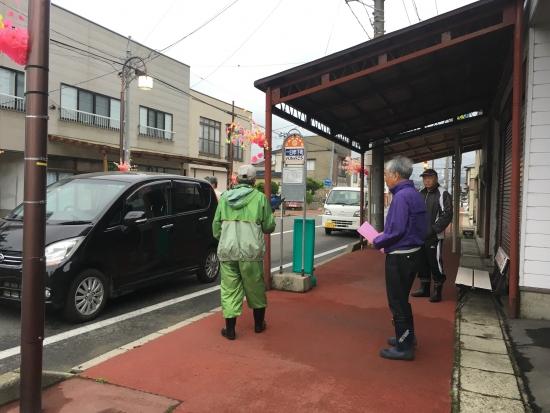 八郎湖堤防清掃 026