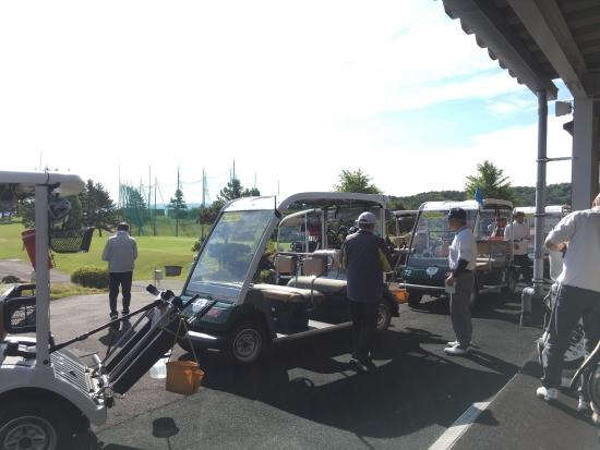 バド協会ゴルフ 004