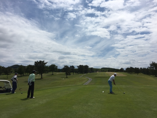 バド協会ゴルフ 029