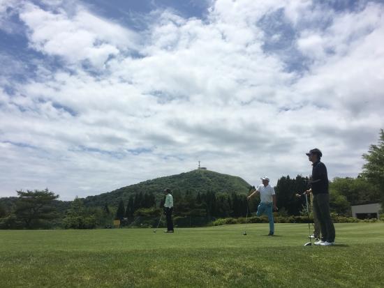 バド協会ゴルフ 024