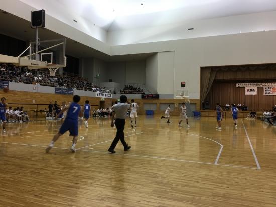 高校バスケ県体 023