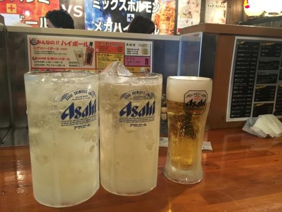 秋田飲み~一夜市2018 018