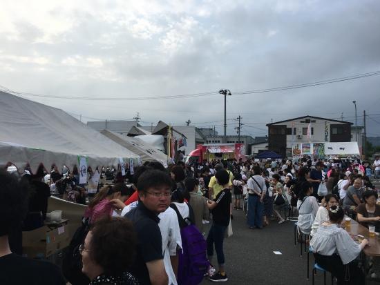 秋田飲み~一夜市2018 069