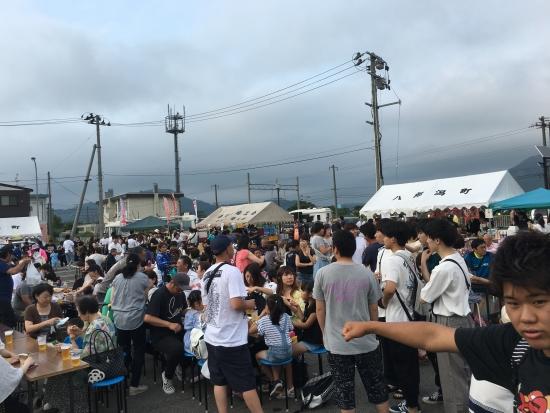 秋田飲み~一夜市2018 070