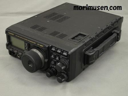 FT-897DM HF〜430MHz 新スプリアス対応 ヤエス YAESU