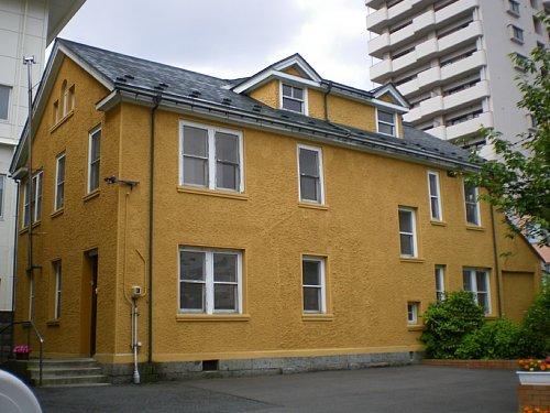 旧宣教師館2