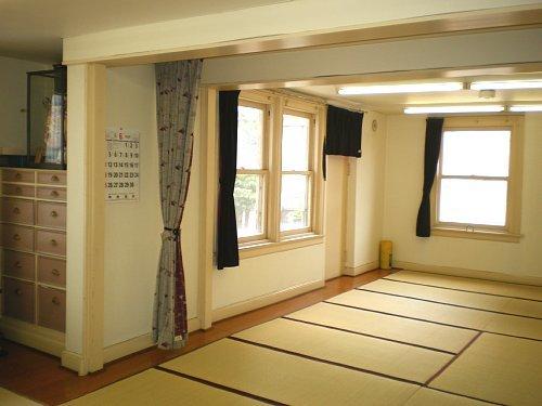 旧宣教師館・2F3