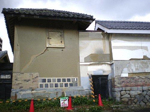 旧池野家・蔵(鍛冶屋町)