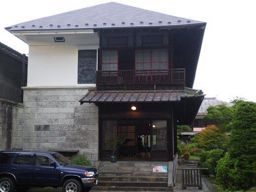 旧小林新古美術店1