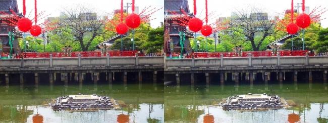 四天王寺 聖霊会舞楽大法要会③(平行法)