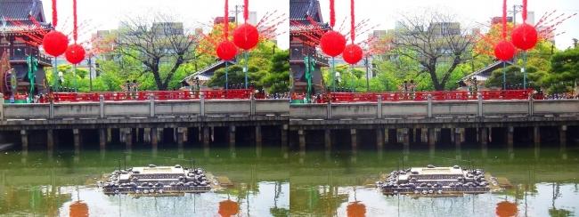 四天王寺 聖霊会舞楽大法要会③(交差法)