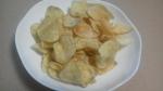 カルビー「堅あげポテト匠味 炭焼き鶏と九条ねぎ味」