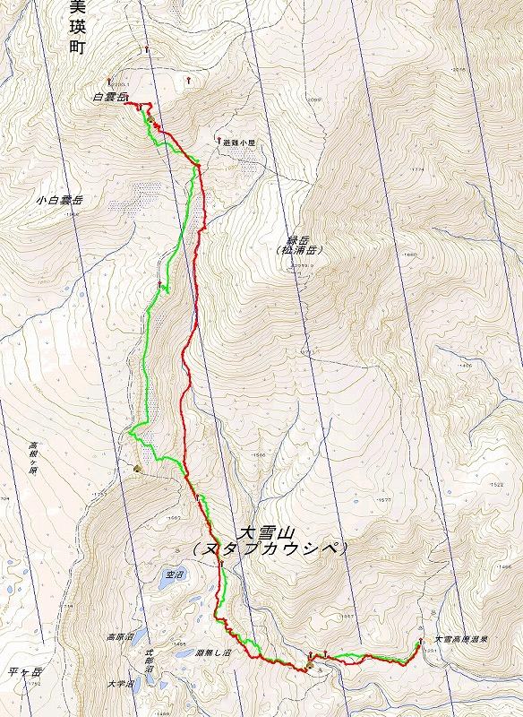 白雲湖log