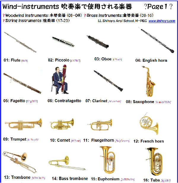 01a 600 wind instruments pictures part