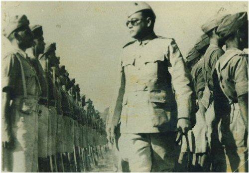 04c 500 Netaji Chandra Bose