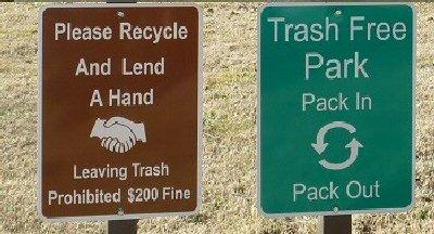 09b 400 Trash Free Park