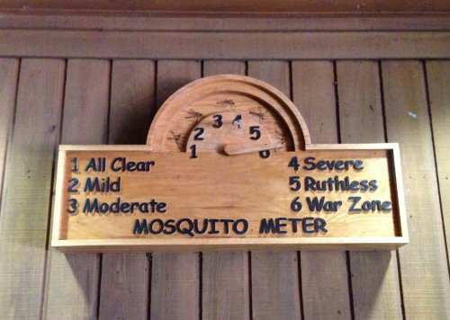 03a 500 mosquito meter