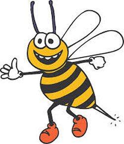 04a 250 a bee stung