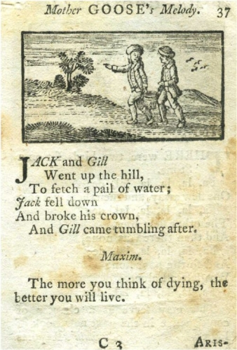 000b 500 Jack and Jill 1791