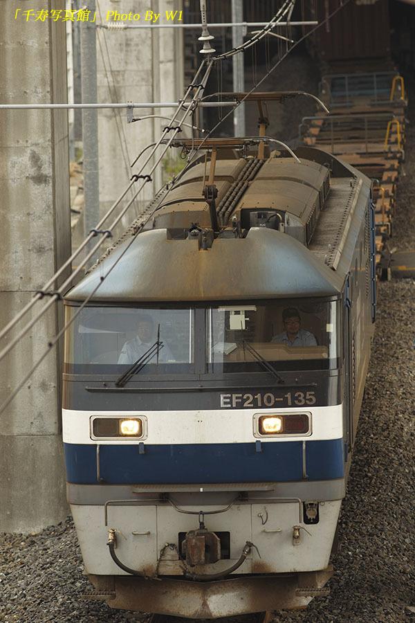 73列車代走18年7月16日