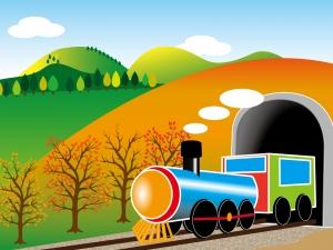 機関車イメージ