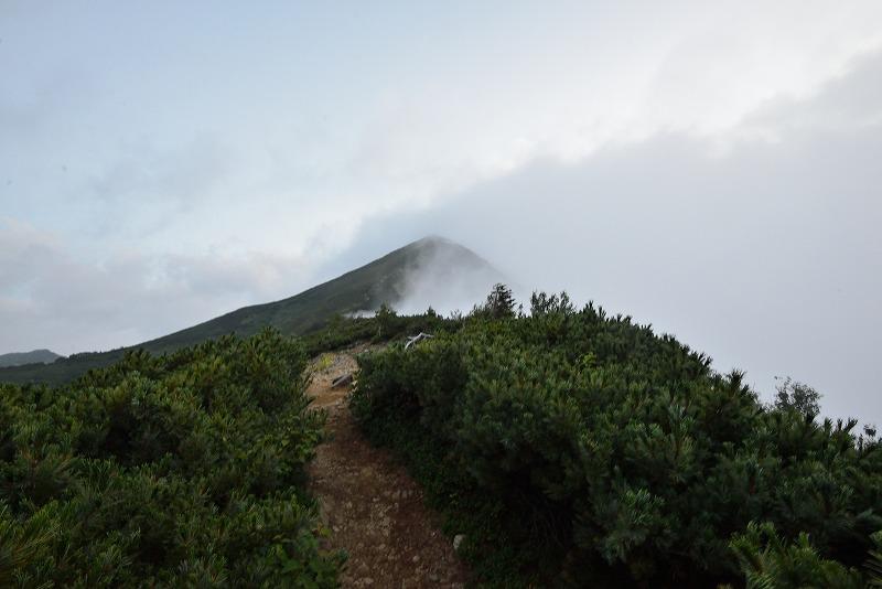 180807鹿島槍ヶ岳 (1)