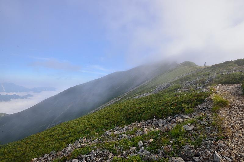 180807鹿島槍ヶ岳 (24)