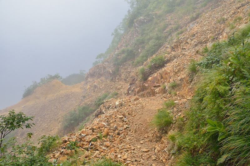 180807鹿島槍ヶ岳 (37)