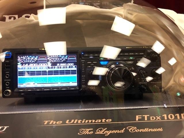 カンハム2018 FT-DX101D2