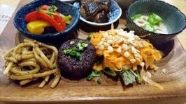 奈良県奈良市のサンカクでカフェごはん。