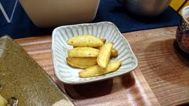 熊本市東区東本町の宵待食堂で体に優しい晩ごはん♪