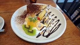 大津町のTG珈琲でおいしい珈琲とシフォンケーキ♪