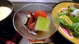 熊本市中央区山崎町のかじゅある日本料理はるかでランチ♪